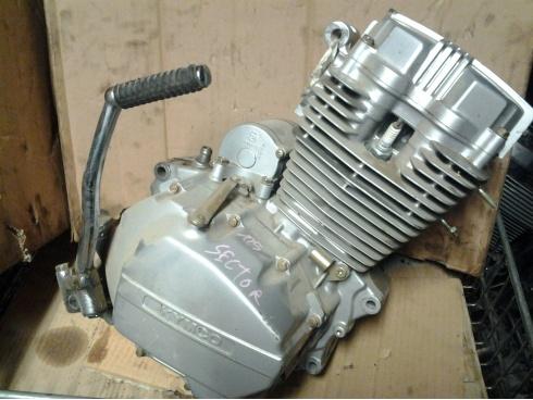 moteur 125 sector kymco pi ce moto occasion p14225. Black Bedroom Furniture Sets. Home Design Ideas