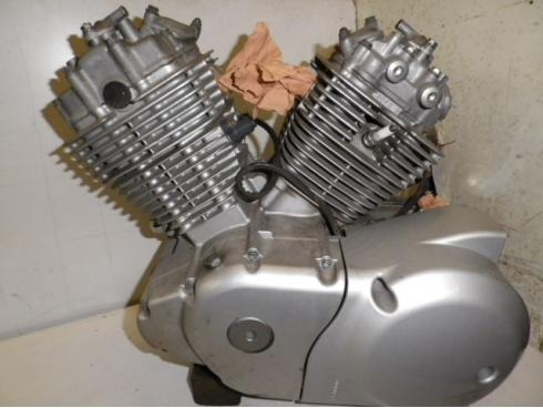 moteur 125 intruder suzuki pi ce moto occasion p42846. Black Bedroom Furniture Sets. Home Design Ideas