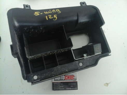 Support batterie HONDA 125SWING