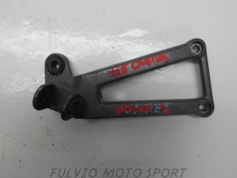 Platine repose pied passager droit - CAGIVA - 125 - PLANET