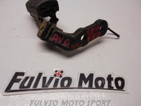 Cale-pied pilote-D - BMW - 650 - F650