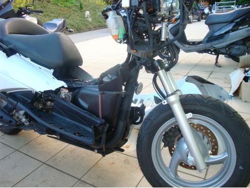 swing 125 honda scooter pi ces d 39 occasion fes. Black Bedroom Furniture Sets. Home Design Ideas