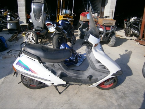 HONDA 125SPACY