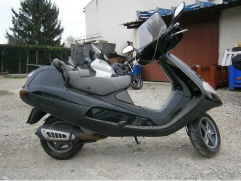 vespa lx 125 piaggio scooter pi ces d 39 occasion m05100. Black Bedroom Furniture Sets. Home Design Ideas